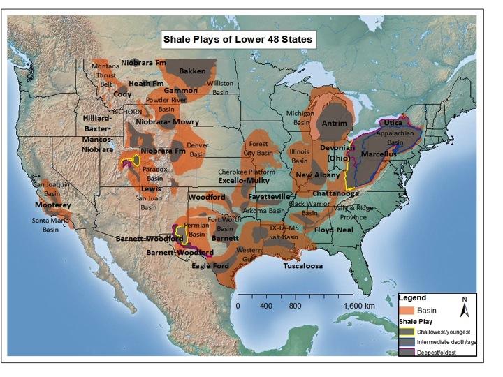 Duke study on shale gas and fracking – Avner Vengosh Research Group