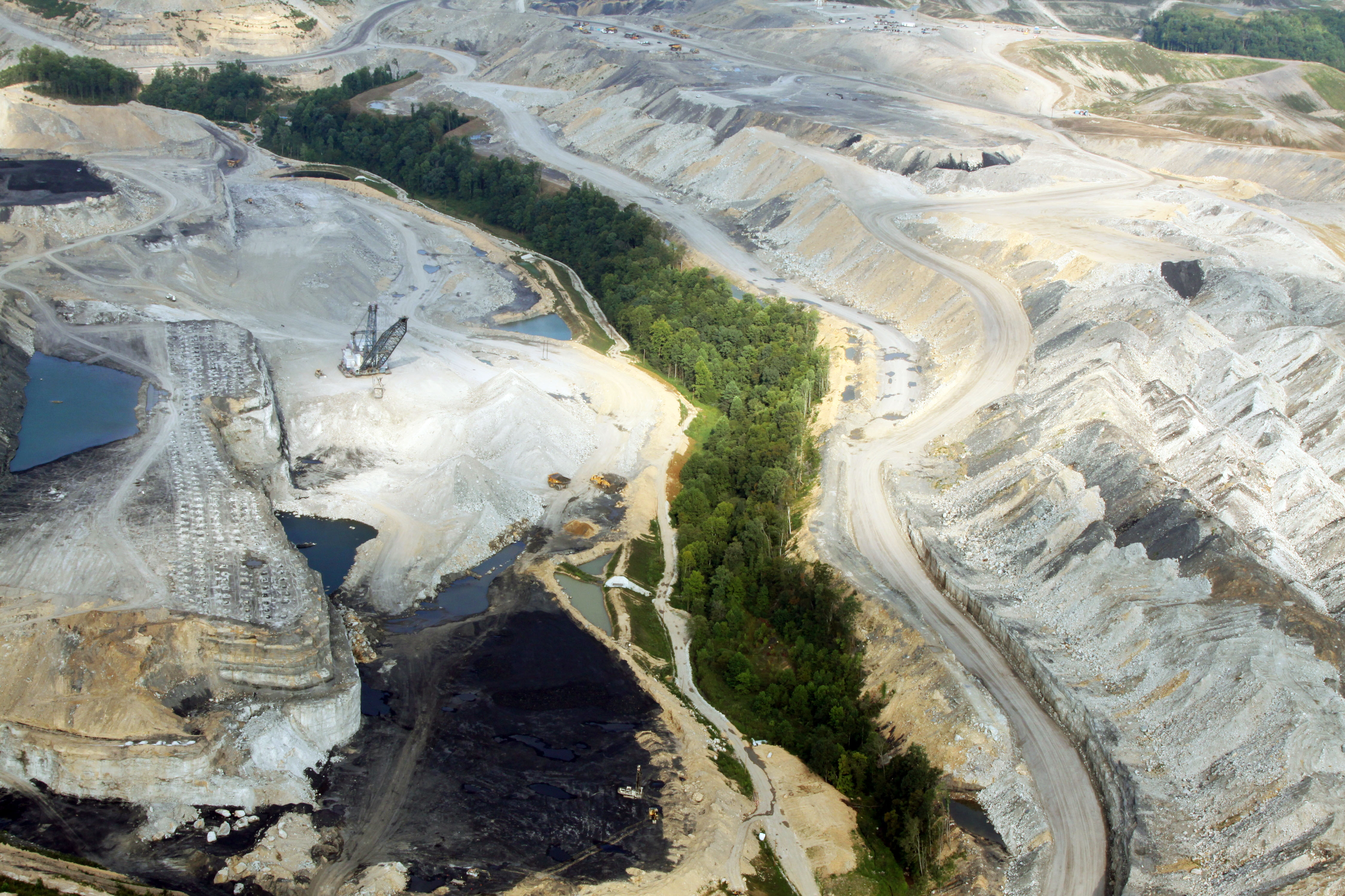 mountaintop removal essay Lost on the road to oblivion: the vanishing beauty of coal country a conversation between carl galie and joseph bathanti essay and video b.