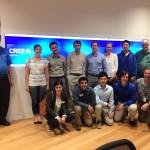 NSEC team at CREE office