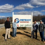 NSEC visits Patriot Biodiesel (7 pictures)