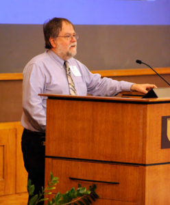 Edward Levin, Ph.D.