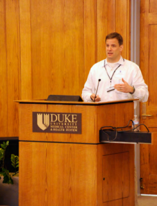 Scott Kollins, Ph.D., Duke University