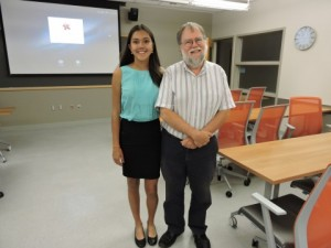 Dr. Edward Levin and Christina Bear PC: Ranee Shenoi