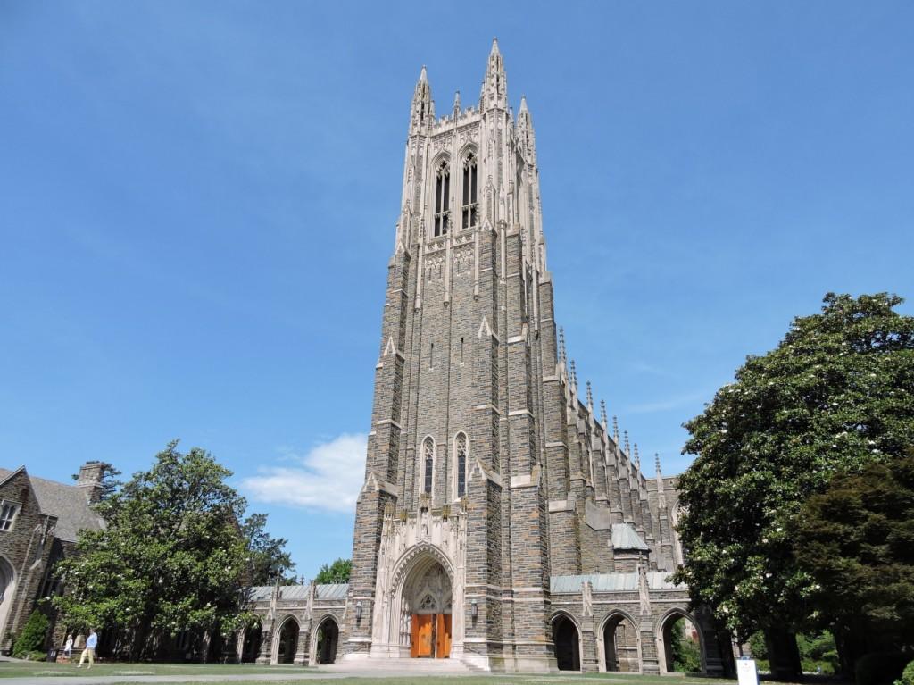 Duke Chapel PC: Ranee Shenoi
