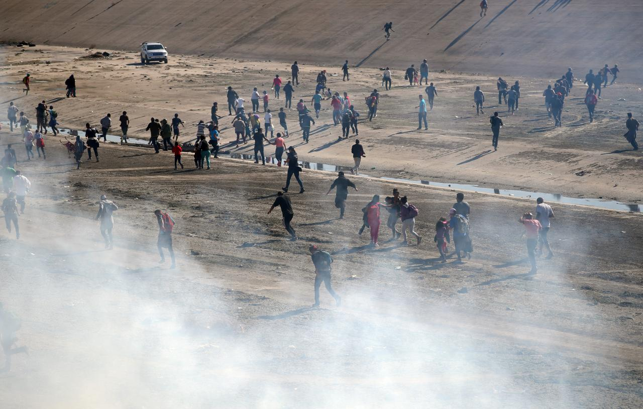 Health Effects of Tear Gas