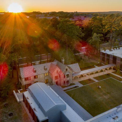 Karsh Alumni Center at Duke University
