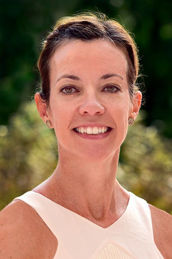 Headshot of Janine Santos, PhD