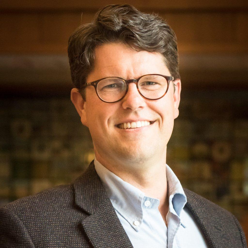 Headshot of LaDale Winling, PhD