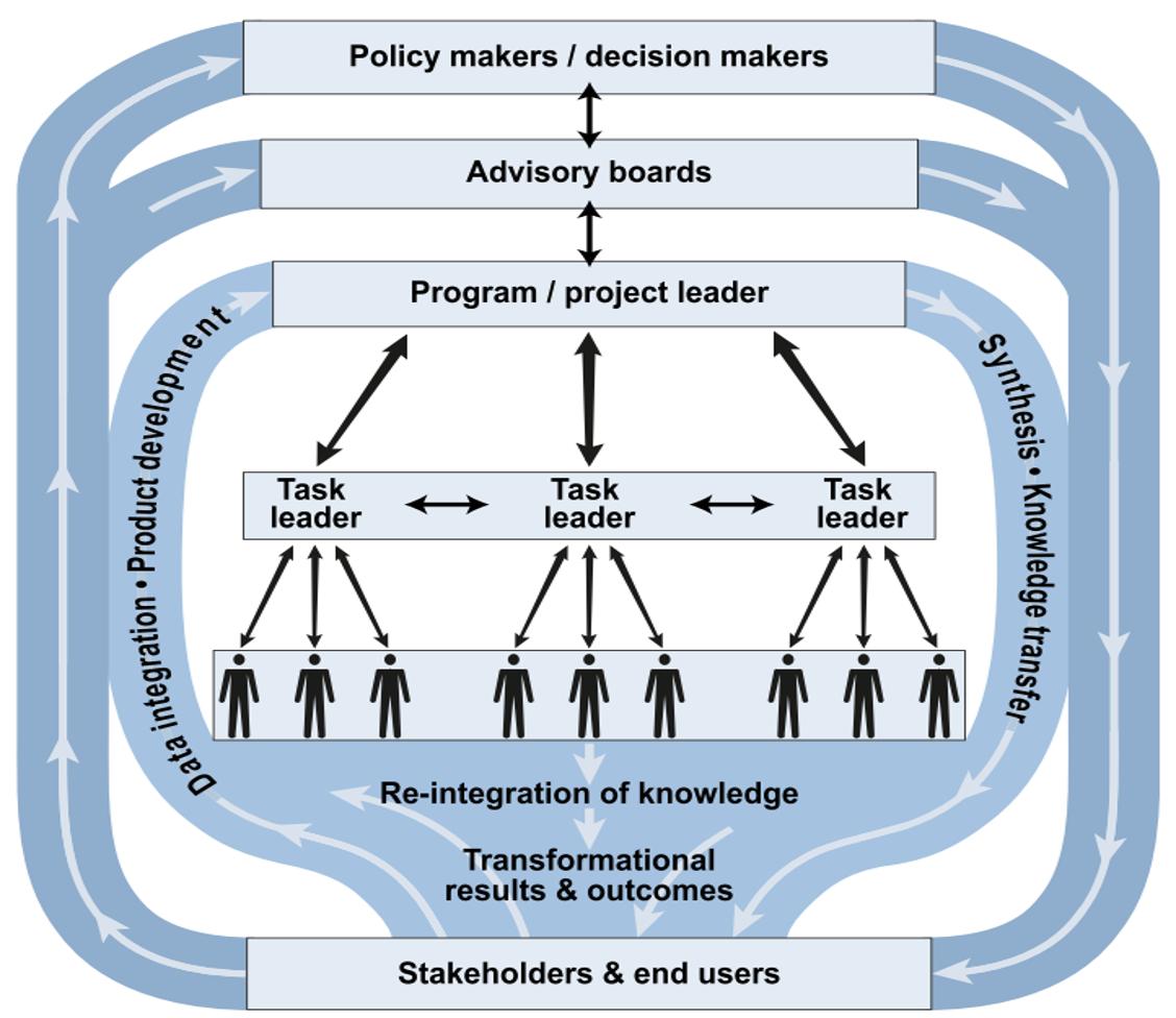 OA transdisciplinary science