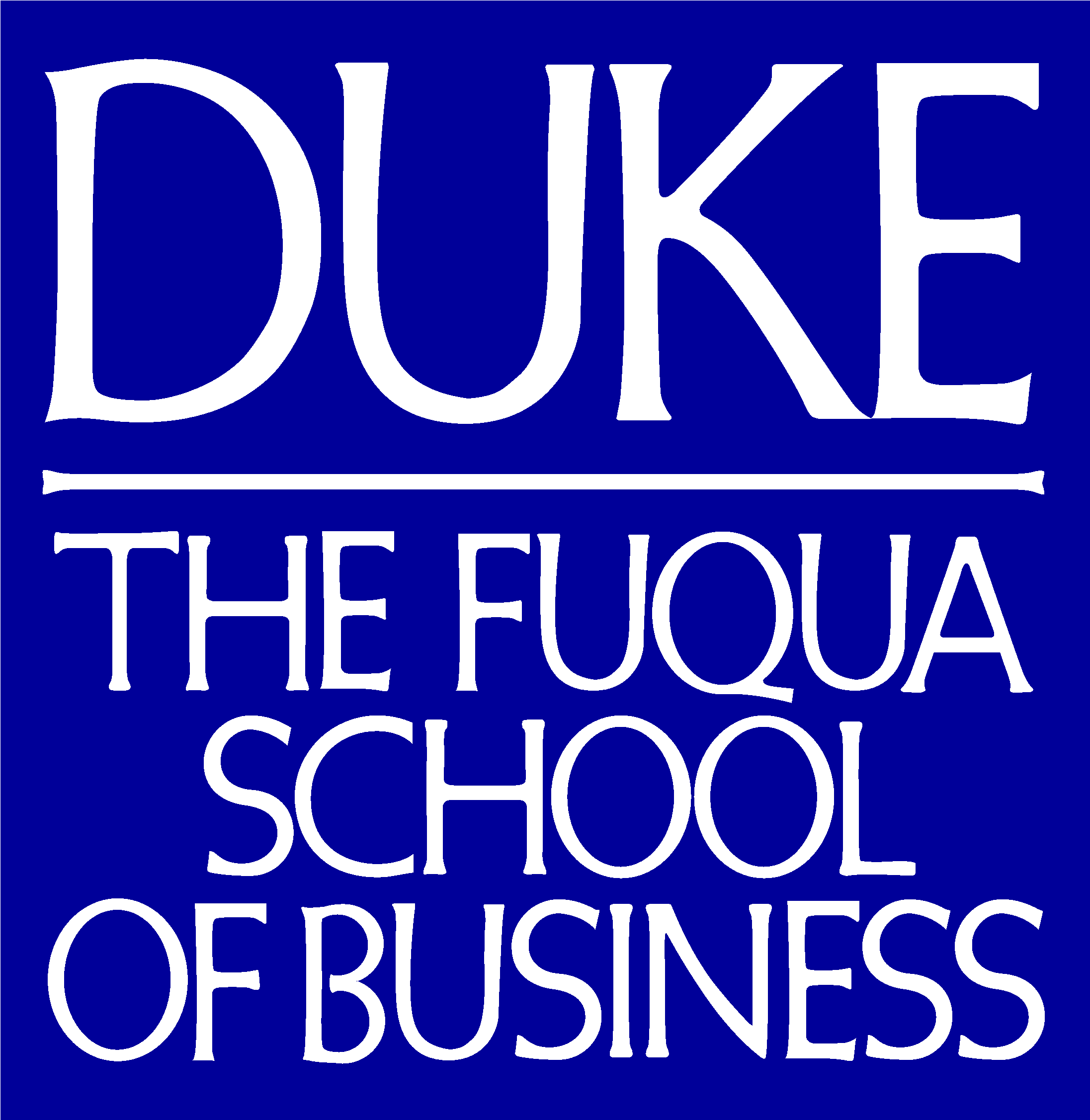 Duke University's Fuqua School of Business Logo
