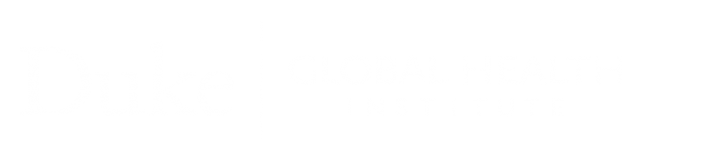 Duke Global Health Institute logo white