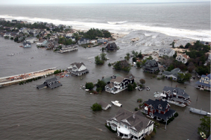 Hurricane Sandy cost an estimated $65 billion.