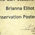 Congratulations to Brianna Elliott