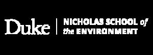 Duke Nicholas School of the Environment logo