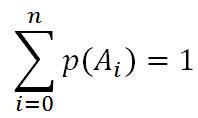 Probability: Probability Axioms/Rules – ENV710 Statistics