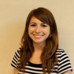 Audrey Bone, graduate student in Dr. Richard Di Giulio's lab.