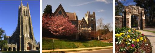 Duke campus pic